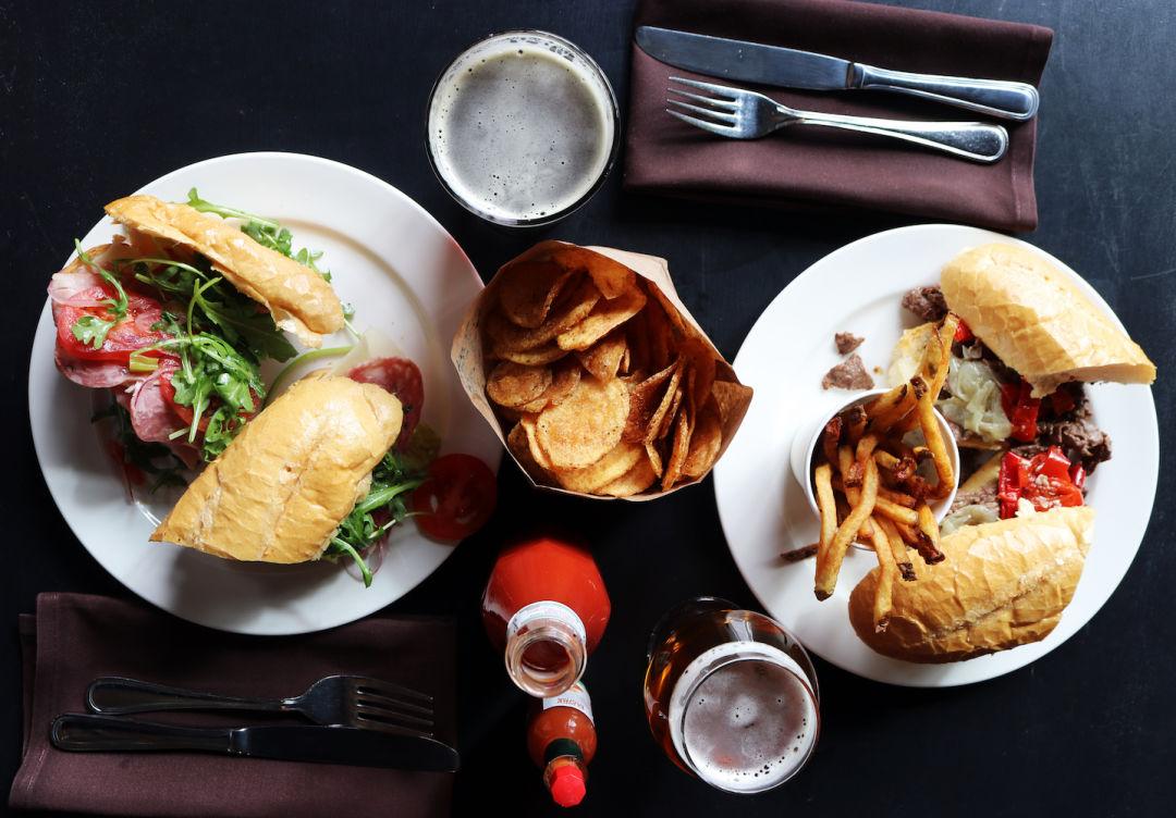 Schooner provisions food ymflfd