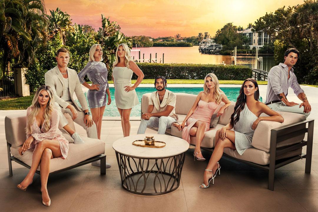The cast of MTV's Siesta Key