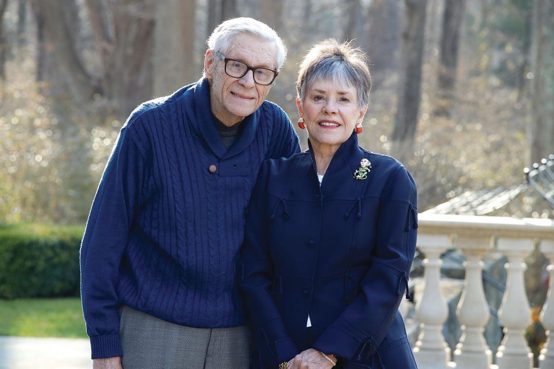Joe and Mary Kay Henson
