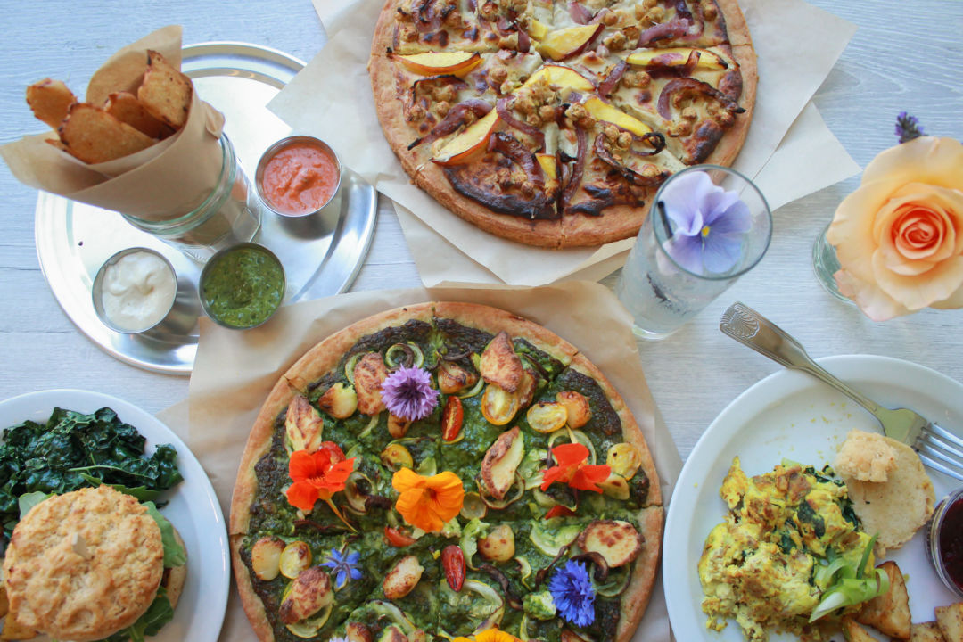 You Can Now Eat Gluten Free Vegan Pizza At Back To Eden