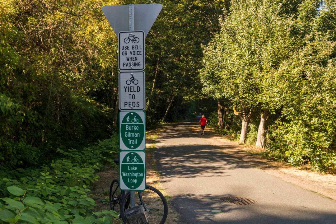 Burke gilman trail seattle city qum0es