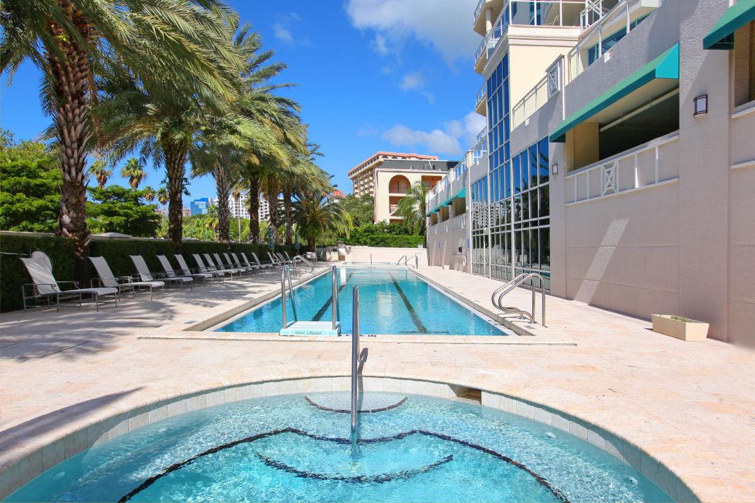 Pool in Sarasota