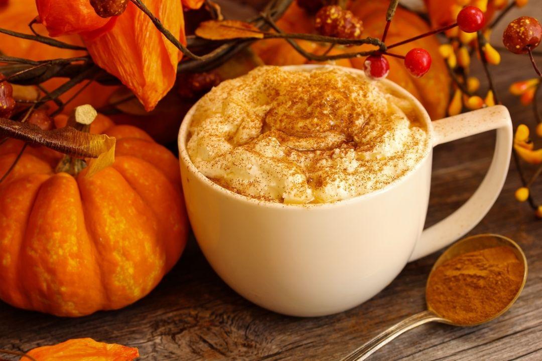 Pumpkin spice latte mfl37t