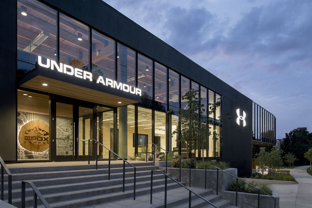 Under Armour Finally Unveils Its New Portland Hq Portland Monthly