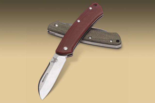 A sharp gift: the Benchmark gentlemen's pocketknife.