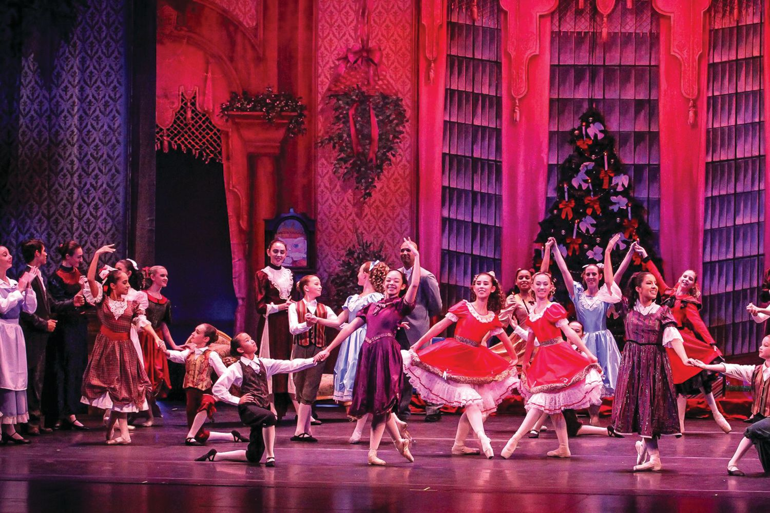 Nutcracker sarasota cuban ballet school party s6pmlb