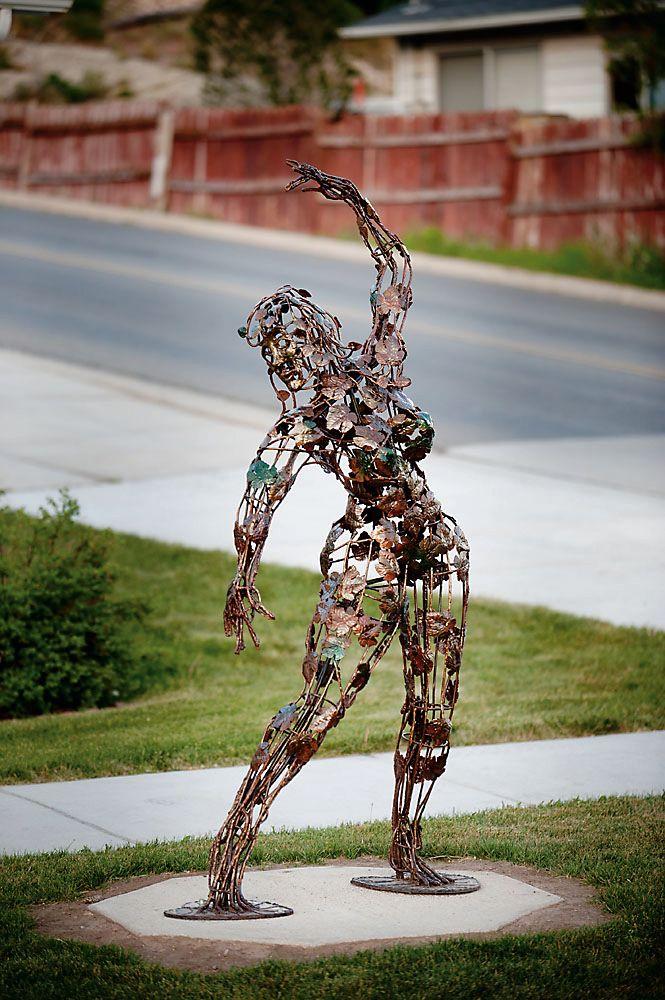 Park city winter 2012 arts leaf dancer zvkvvv