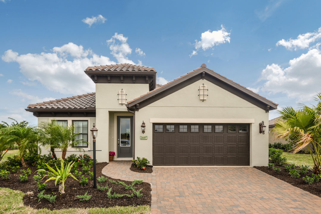 New model homes and communities continue to enter the for Photos of model homes