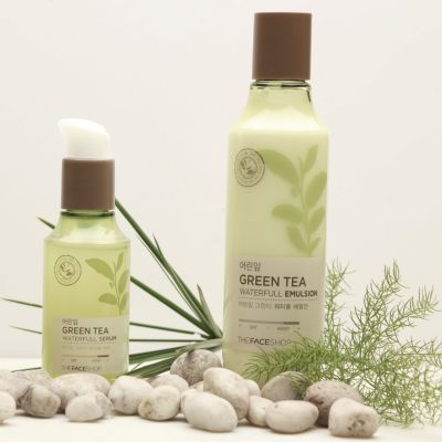 Baby leaf green tea line pko4tb