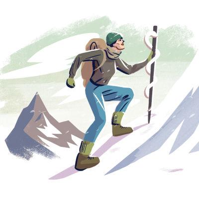 Climber  ycqnzl