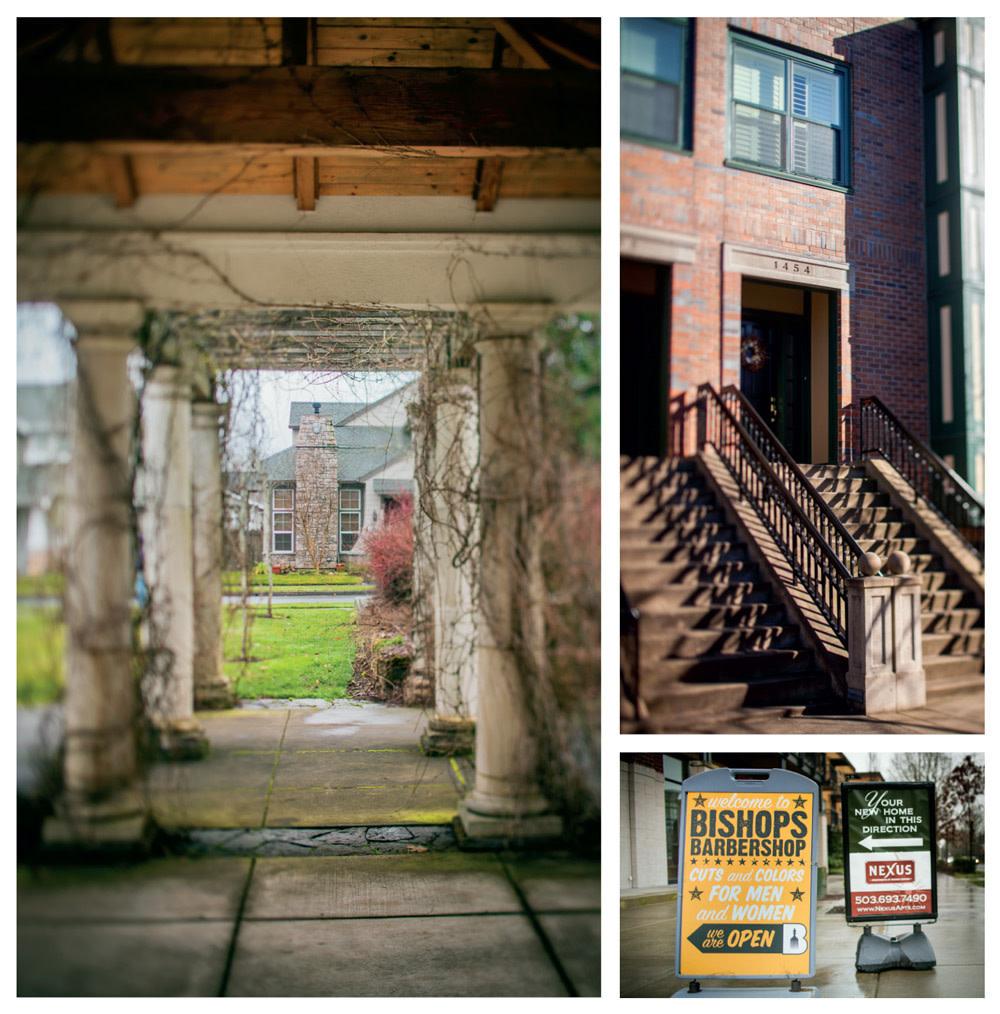 Portland's Hottest Microhoods