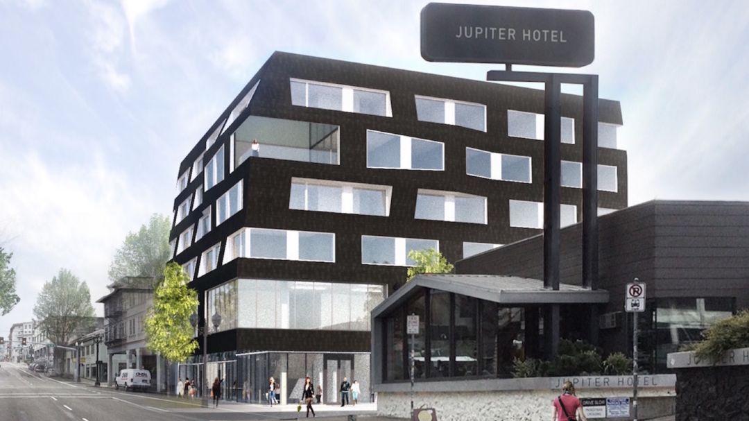 Jupiterhotel ohwdhm