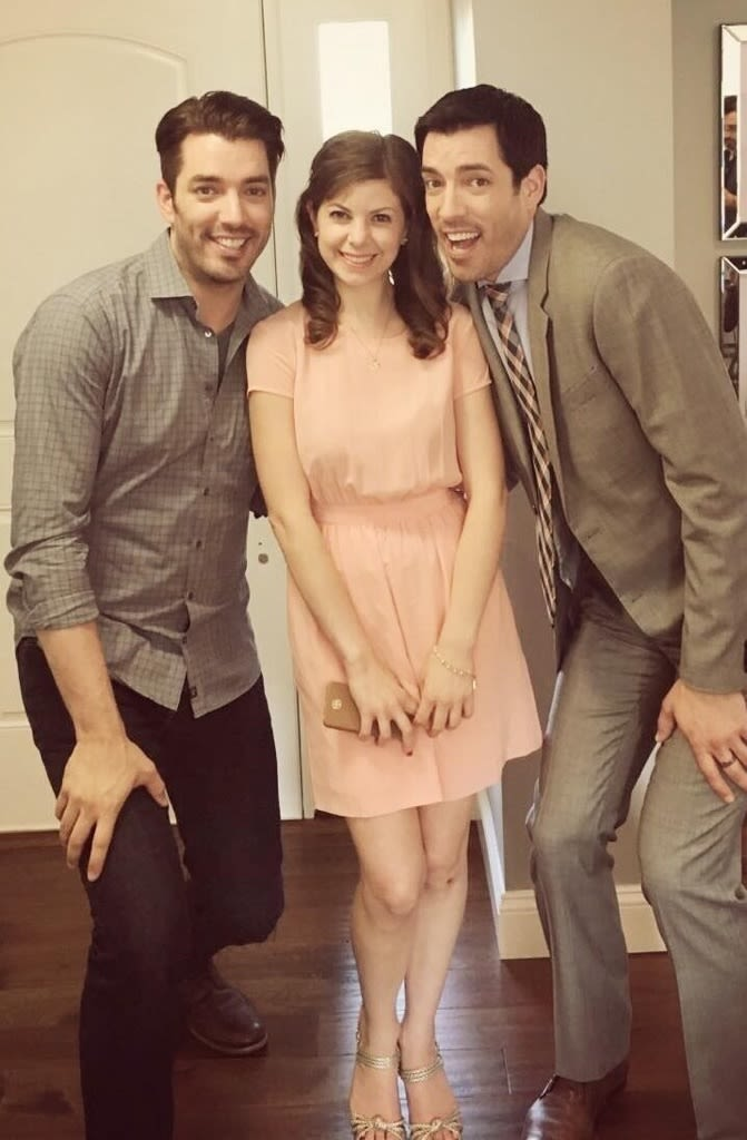 What's It Like to Design for HGTV's Property Brothers ... on property brothers at home, vegas property brothers home, drew scott home, property brothers bedroom home, kitchen property brothers home, property brothers reno home,