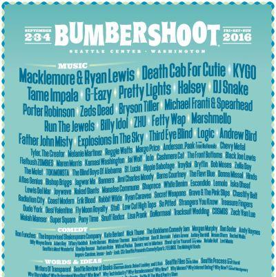 Bumbershoot 2016 dac4l9
