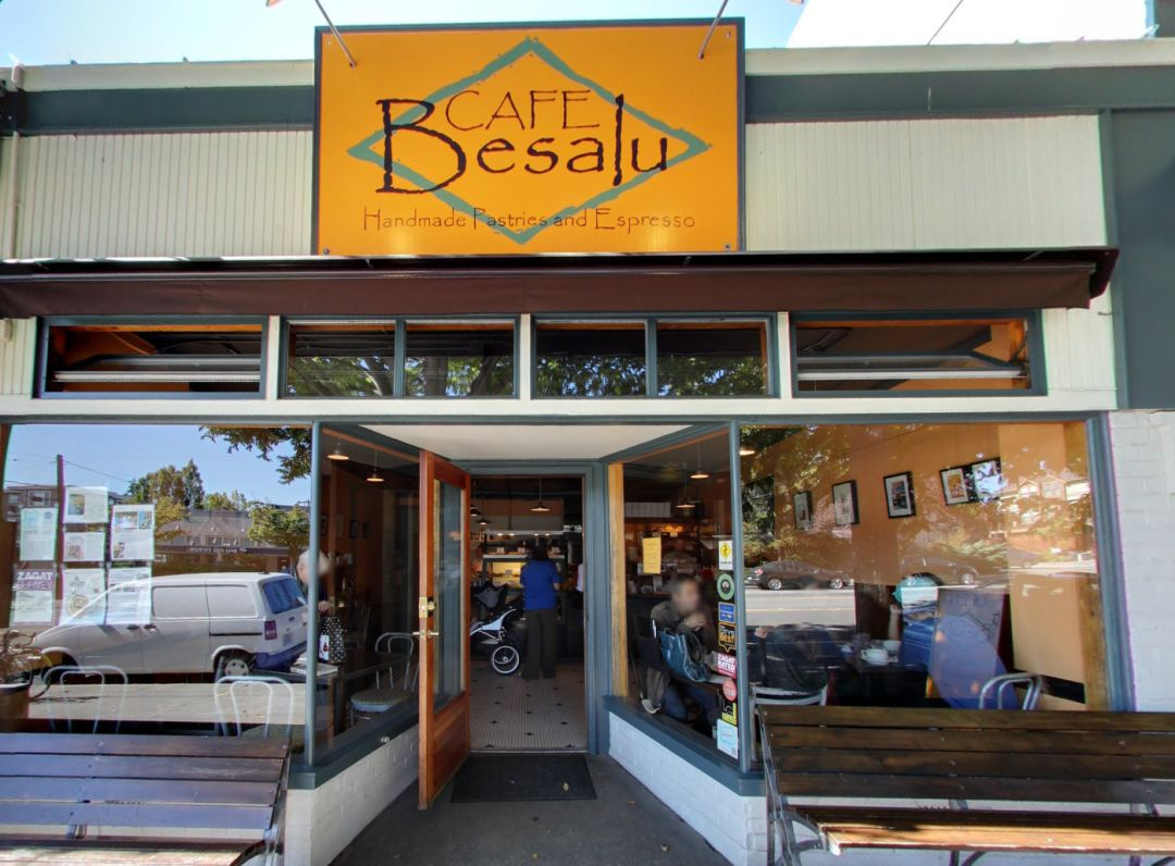 cafe besalu sold to herkimer coffee | seattle met