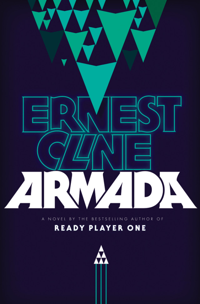 Armada cover courtesy crown publishing al13nu