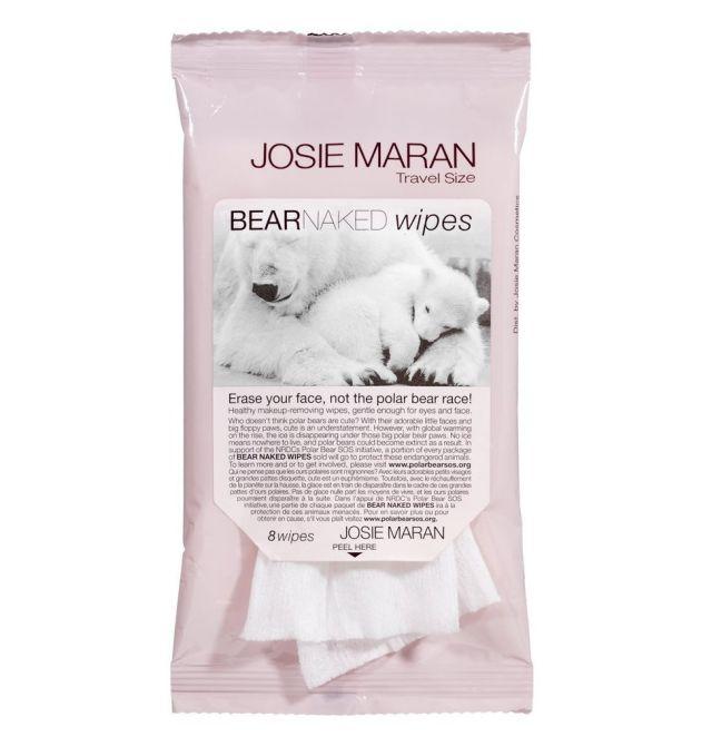 Josie maran bear naked wipes travel size k5p036