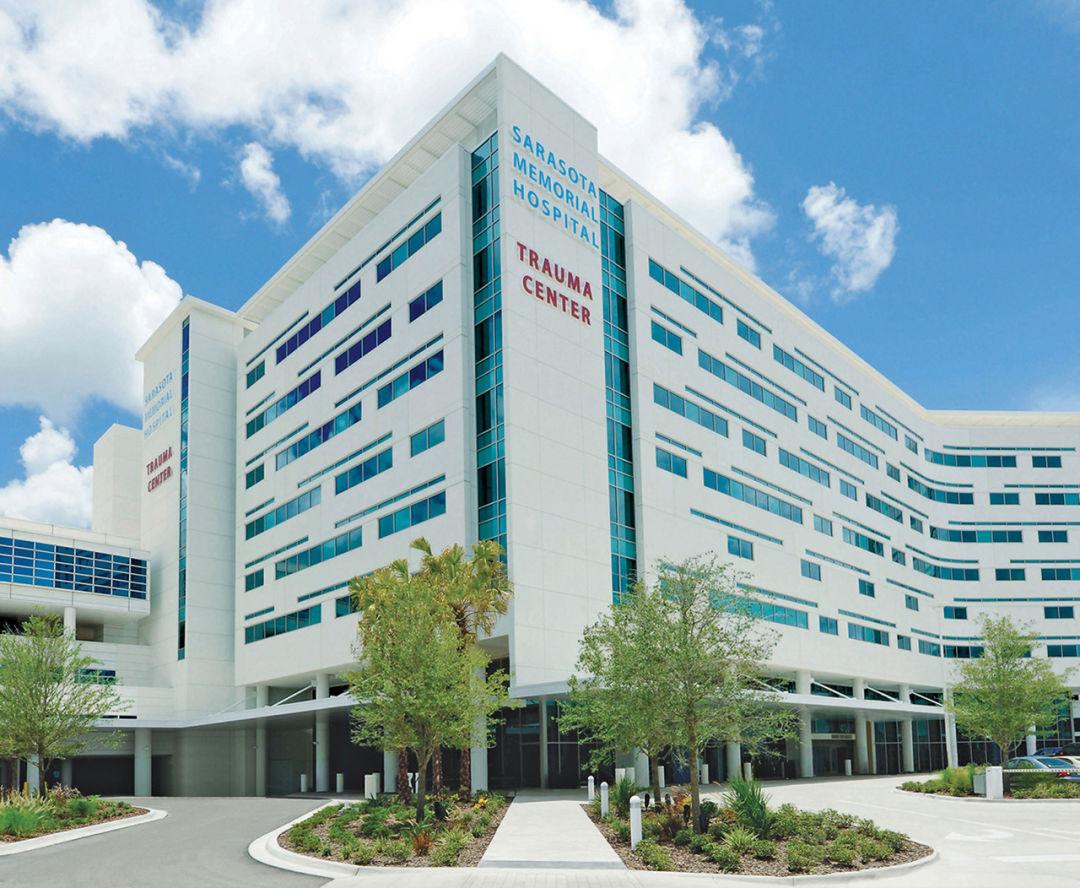 SMH's trauma center