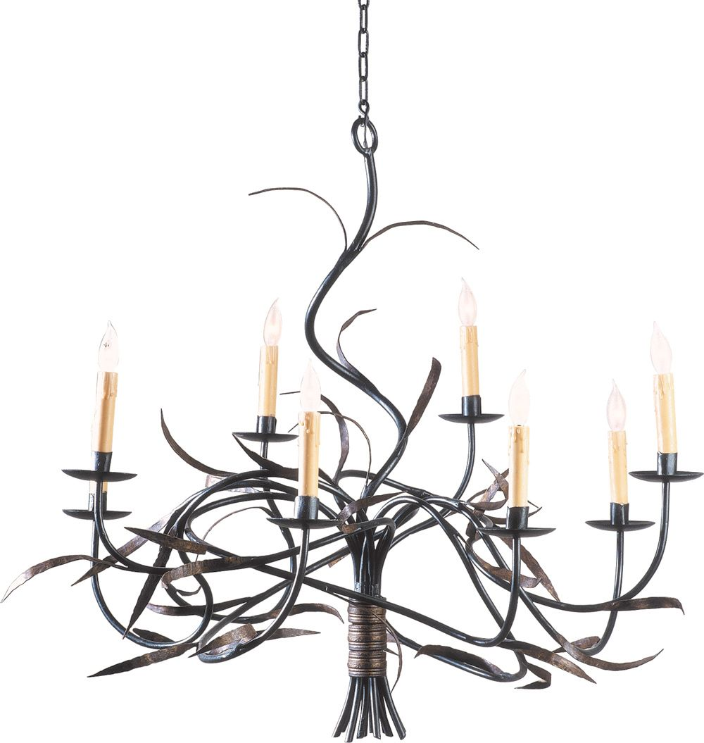 Ironware international chandelier tky7ns
