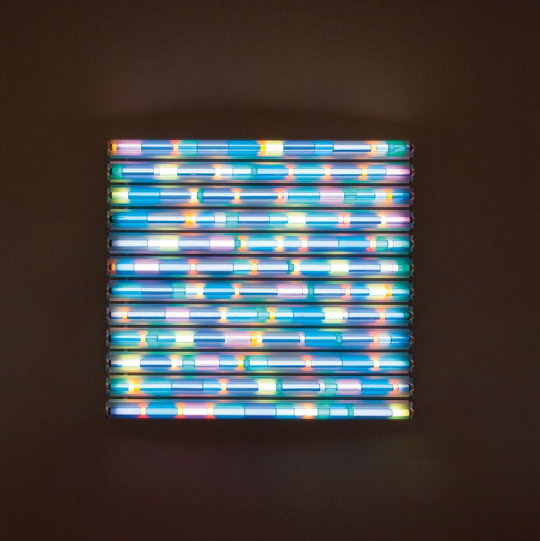 Pcsu 16 conceptual art neon piece qenjaf