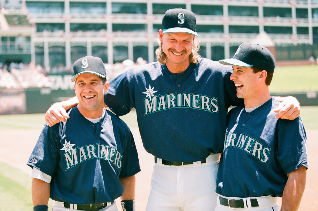 95 seattle mariners