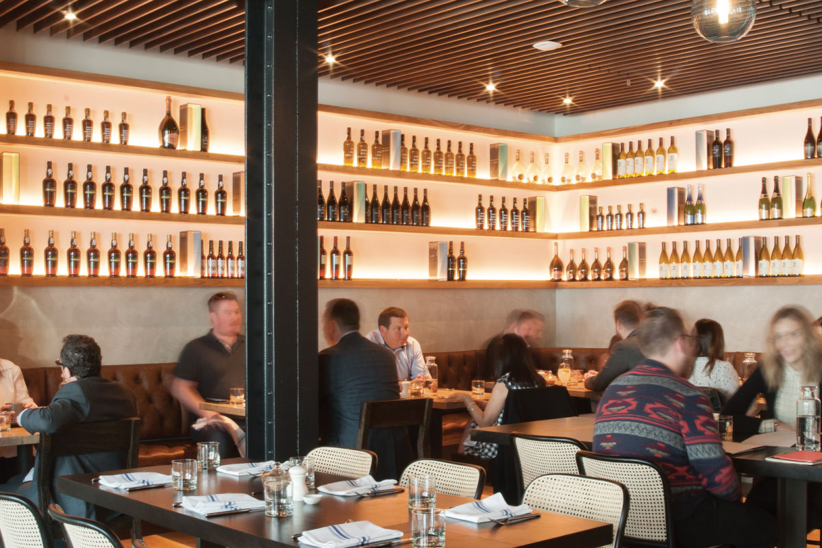 restaurant review shaker and spear in downtown seattle seattle met - Shaker Restaurant 2015
