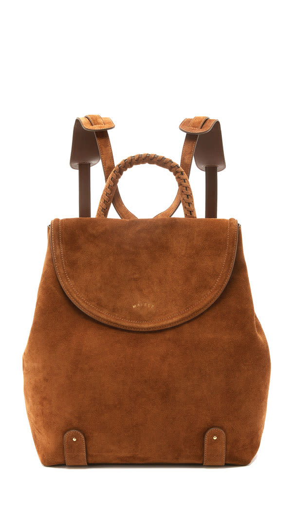 Maiyet cocoa africa whipstitch backpack cocoa brown product 4 014361822 normal mso2b1