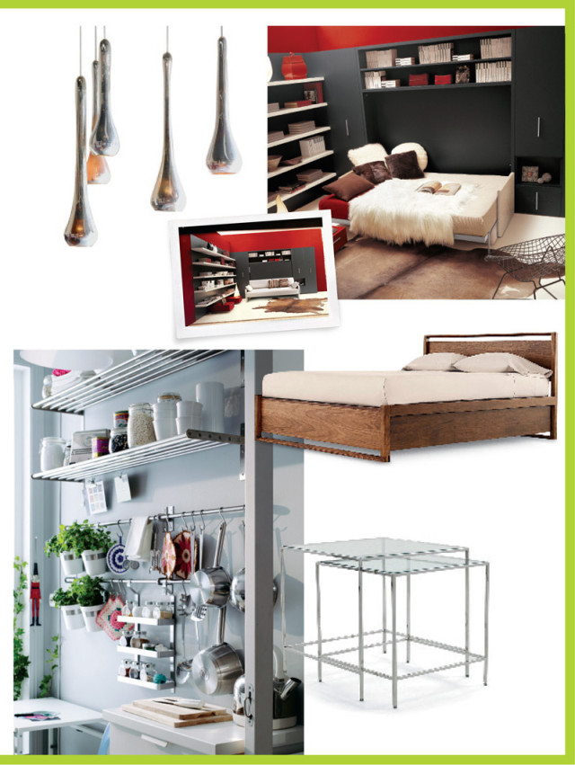 Images Top To Bottom Courtesy Esque Resource Furniture Dwr Ikea Mitchell Gold Bob Williams