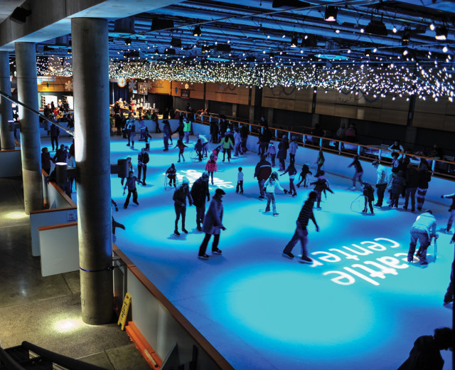 Winterfest 2012 ice rink nightcredjonathanbeck kal6r0