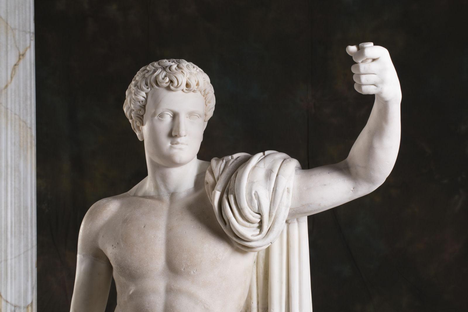 Imperial portrait  marble  2 peli7k