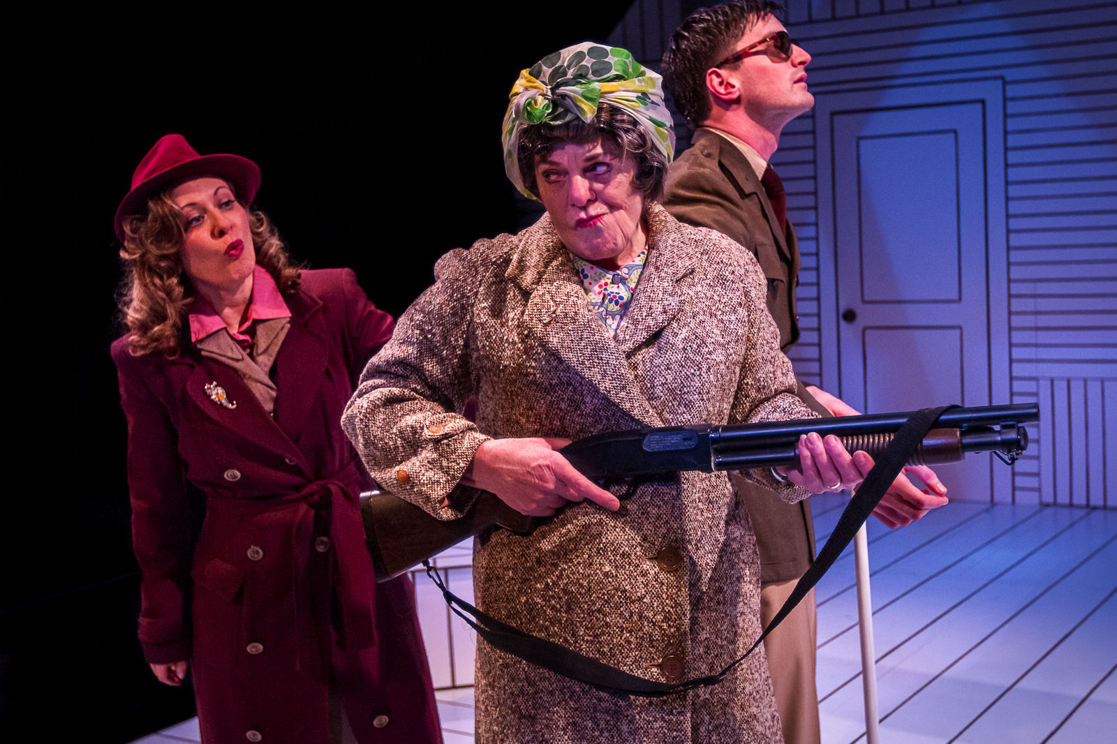Red herring artistsrep vallandrum vanao brien joshuaweinstein photo by owencarey euolch