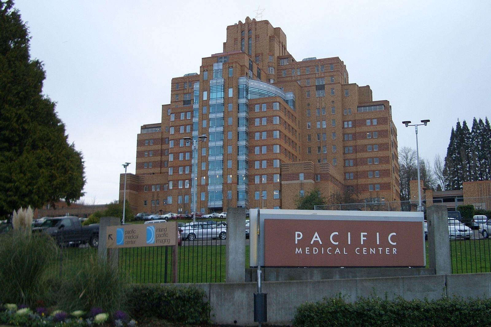 Seattle pacmed 2571 krijkh