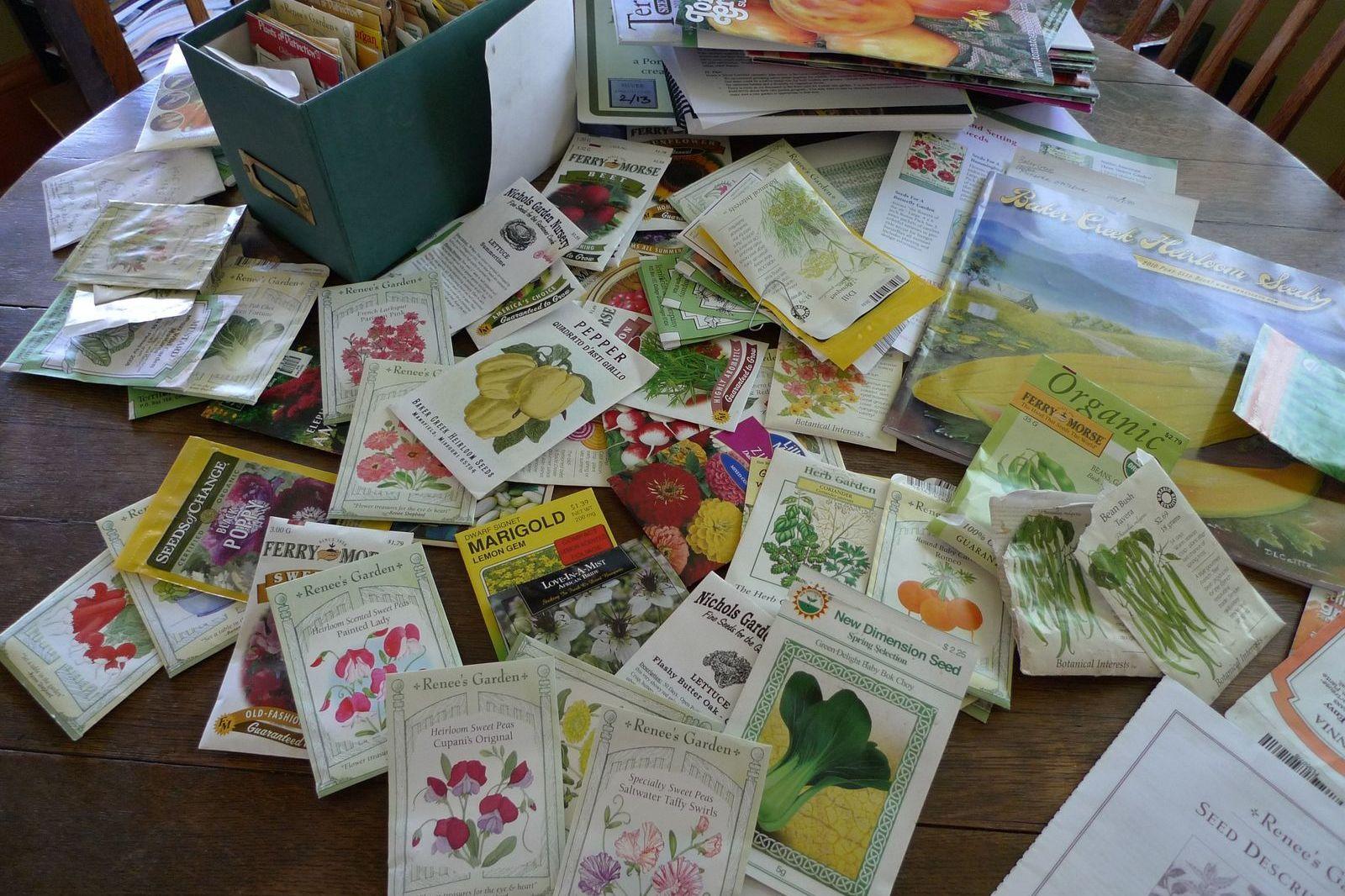 Seedpackets k09umc
