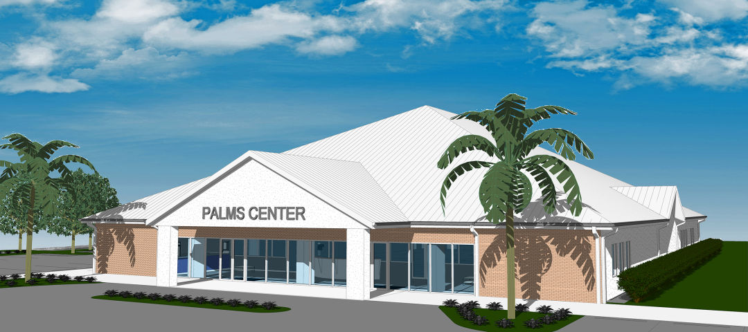 Church of the palms   palms center project rendering lkeuoe