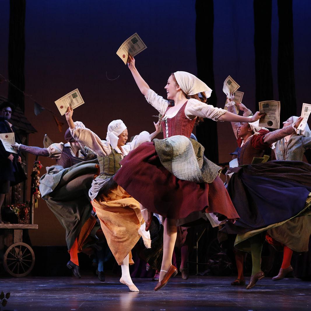 Cinderella1079 laura osnes and female ensemble  iqjil4