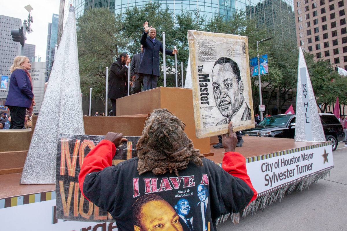 41st Annual Parade Honors Dr. Martin Luther King Jr.