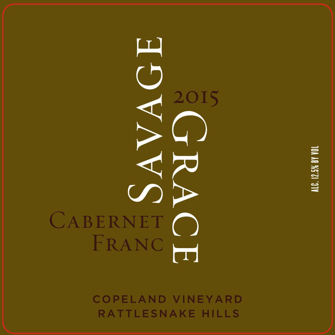 Savage grace cabernet franc v0hyvs