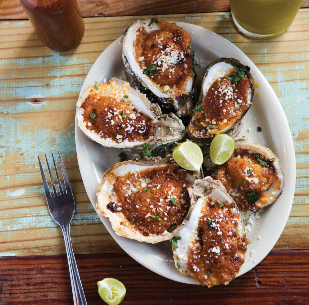 0815 table la grange barbecued oysters g7dh2h