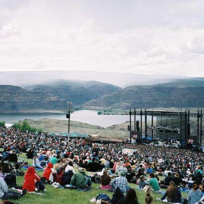 Gorge amphitheatre w2phtg