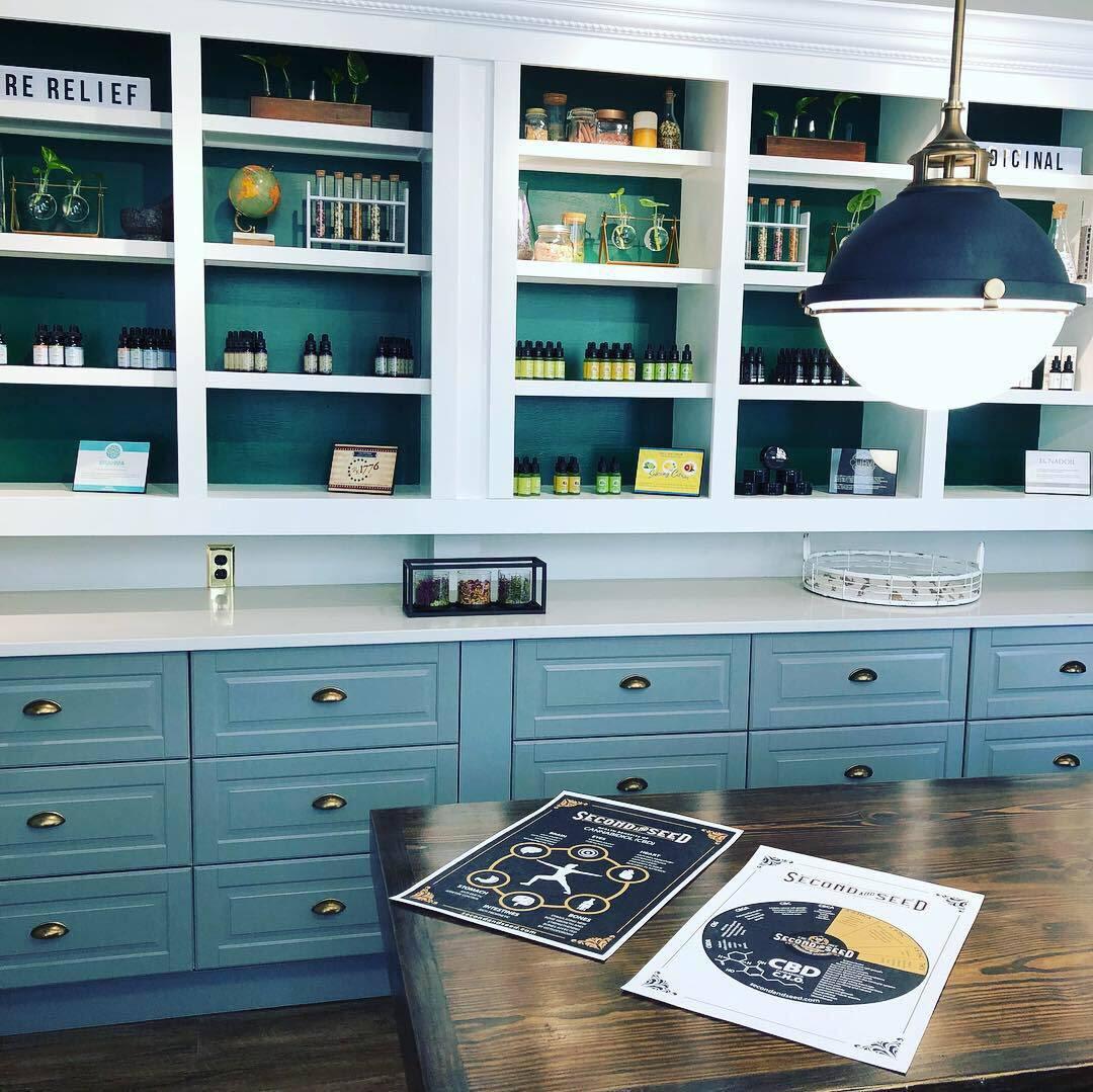 New CBD Shop Opens Downtown | Sarasota Magazine