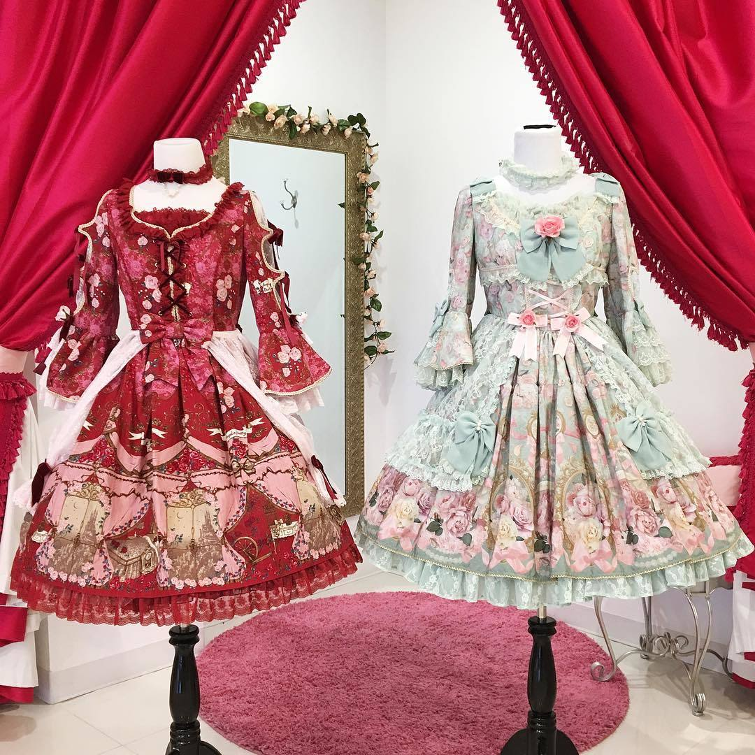 a6cc4418df7 Where to Find Japanese Kawaii Fashion  Shop In Wonderland