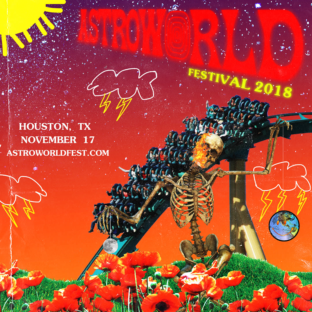 3c4a97c1 Travis Scott Announces Inaugural Astroworld Fest at NRG Park in November