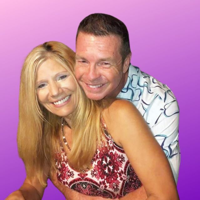 Deb Jobe and her husband Jon