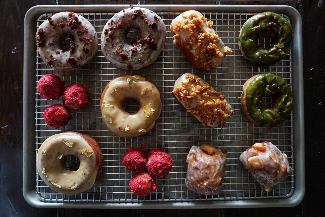 30 Places to Get Your Sugar Fix in Seattle