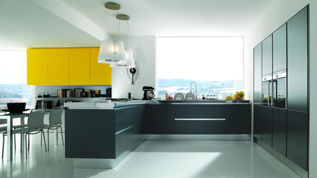 A Lineadecor-designed kitchen.