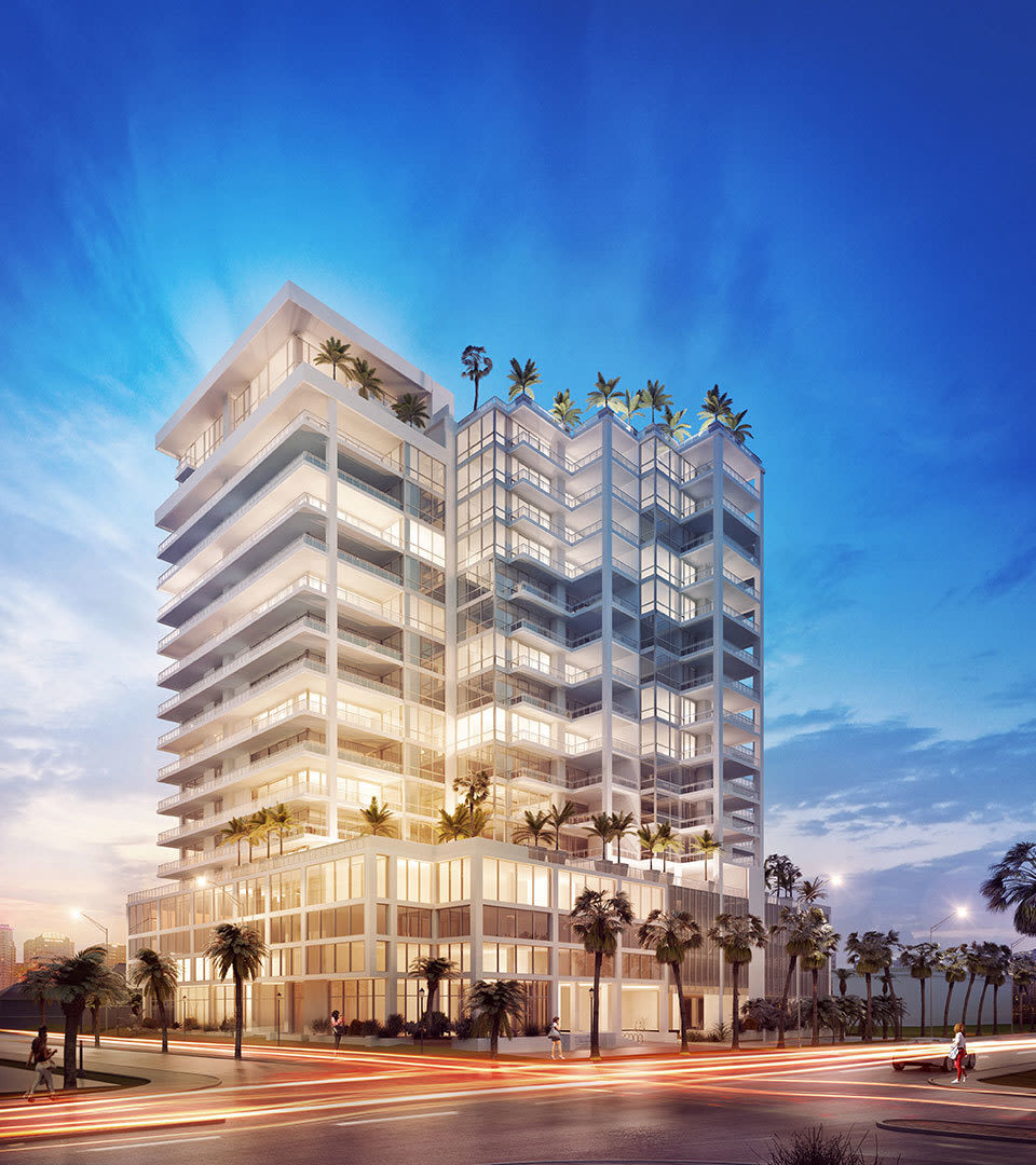 Luxury Condo Building Offers Virtual Reality Tours