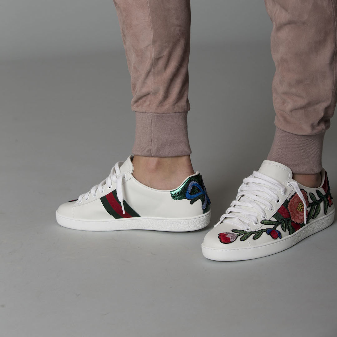 0816 gucci sneakers athleisure lfncsb