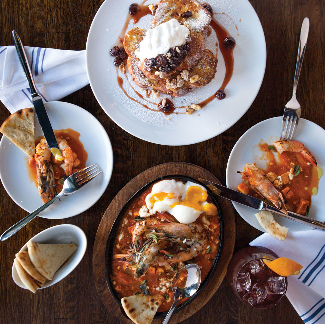 0116 on the table semolina pancakes helen greek food o2eqte