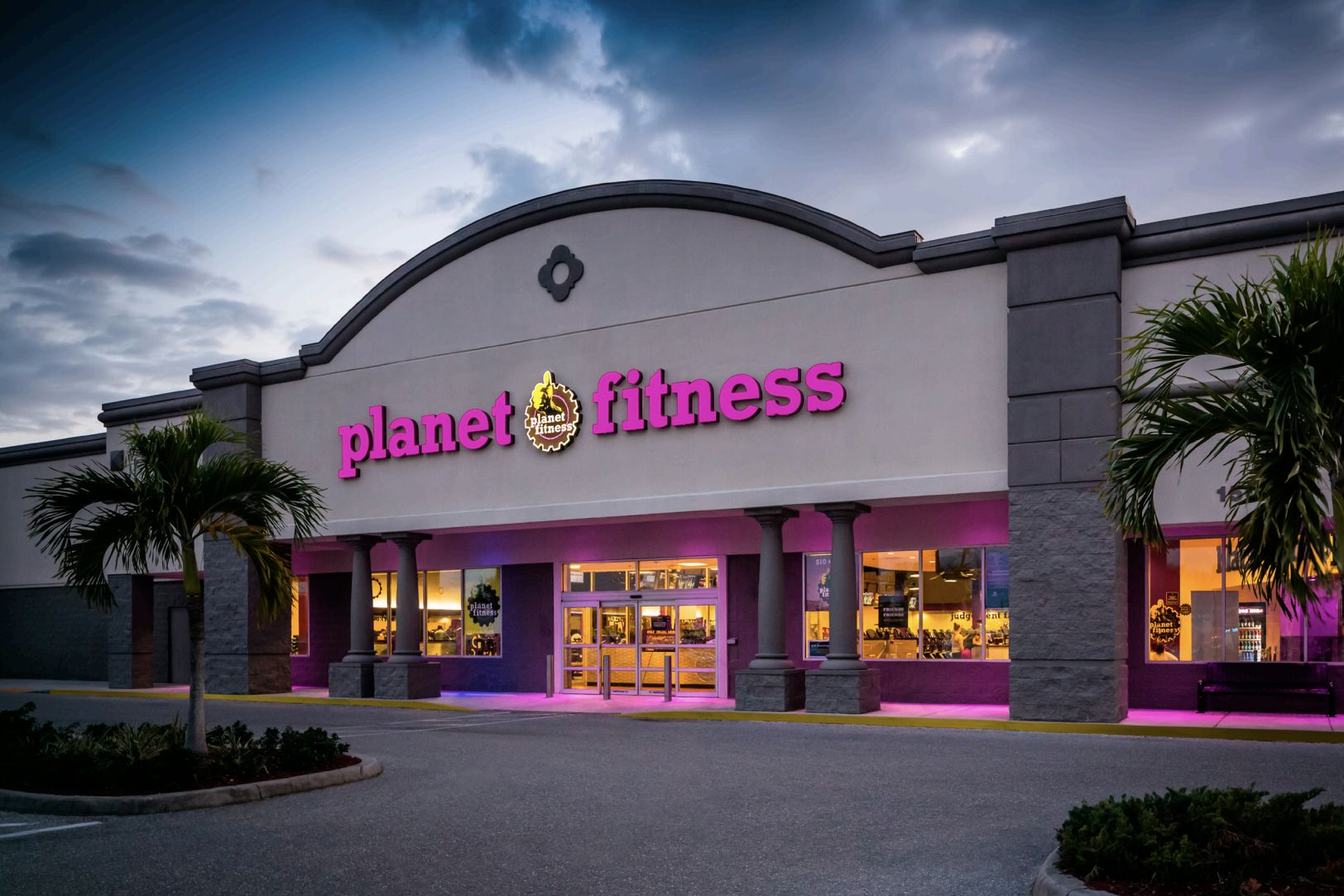 Planet fitness fypnfj