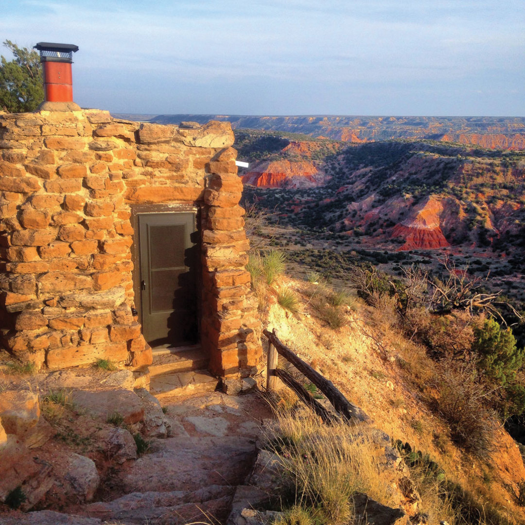 0715 open road palo duro canyon cabin exterior qy1ypk